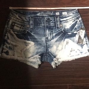NWT Miss me shorts (26)